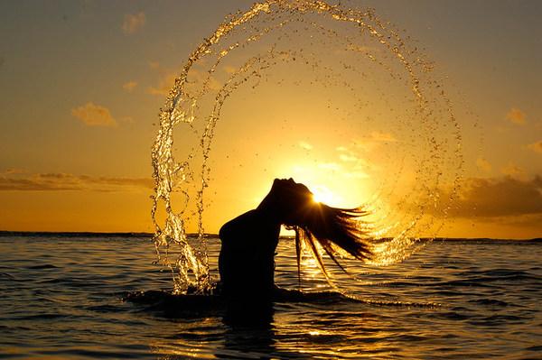 Water Hair Flip 1 - a gallery on Flickr