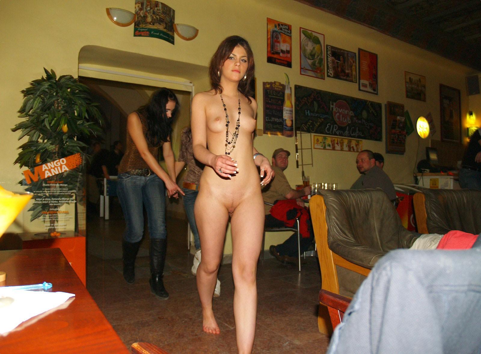 Naked Bar Maids 45