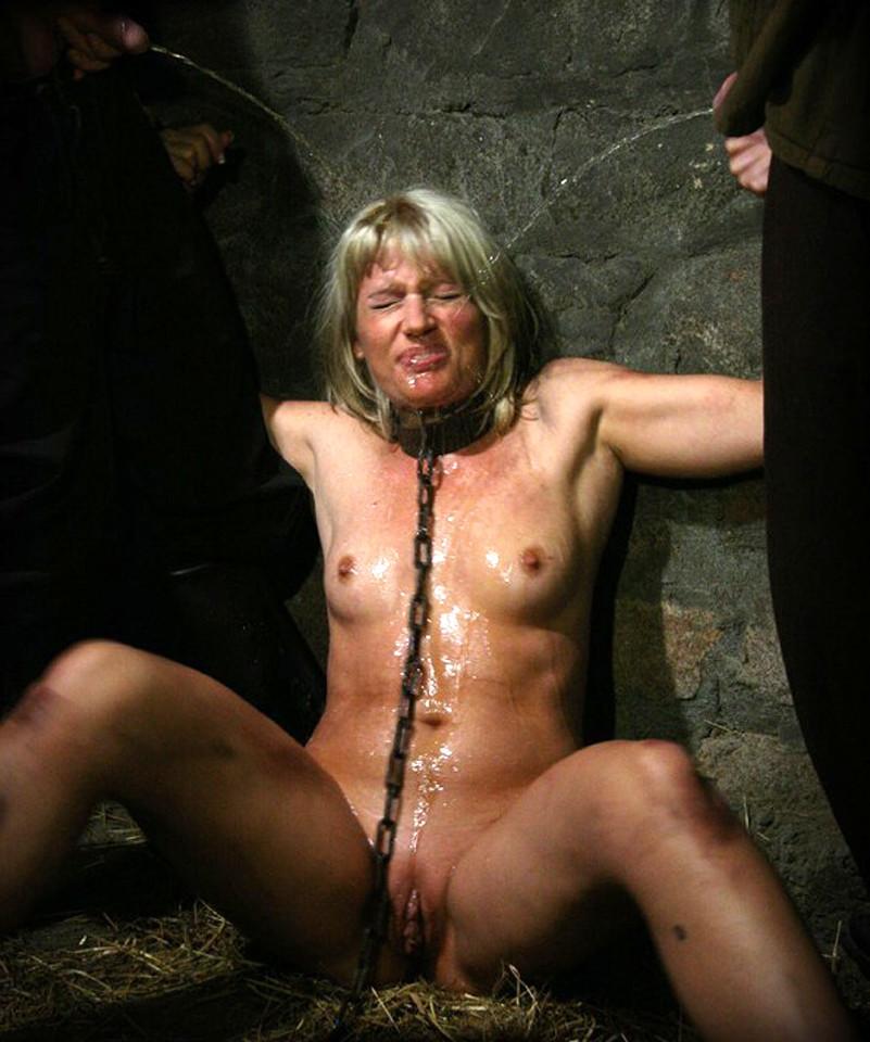 Piss torture sex